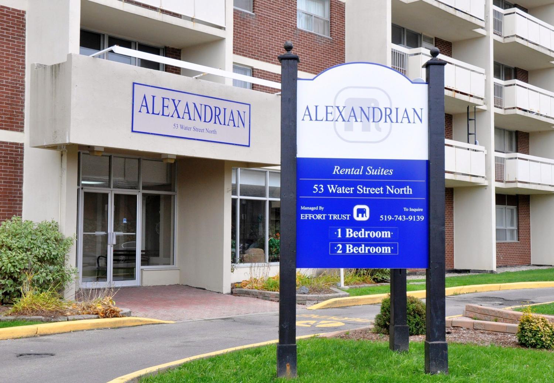 Kijiji Kitchener Waterloo Furniture Alexandrian Apartments 53 Water St N Kitchener Effort Trust