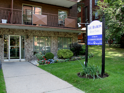 Le Baron Apartments 21 Duke Street Hamilton Effort Trust